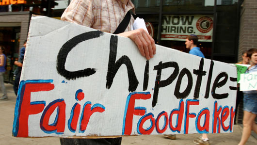 Top Ten Falsehoods, Fibs, and Fabrications in Chipotle's