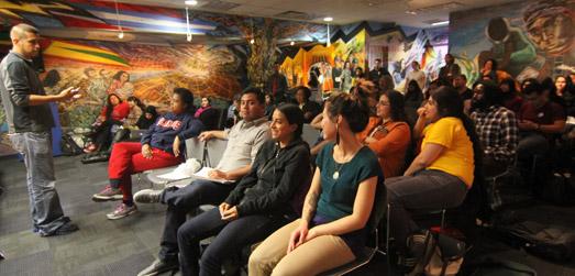 win! #Encuentro2014 smashing success! #BootTheBraids