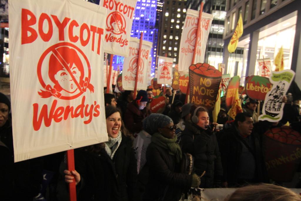 CIW Wendy's Boycott