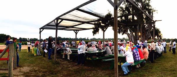 Fair Food Program education session in South Georgia, June 2015