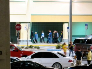 Delegation of Religious Leaders request meeting with Publix manager.